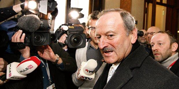 Wirbel um neuen Job für Ex-Minister Gorbach