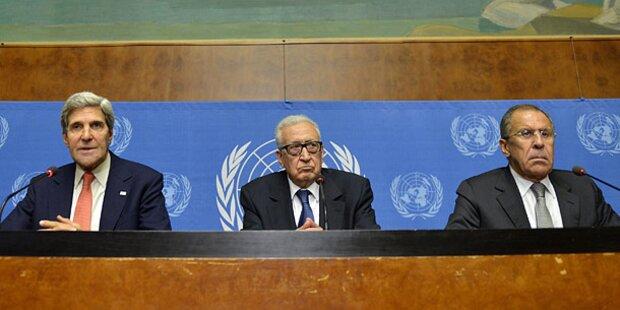 C-Waffenverbot: Syrien erfüllt Forderungen