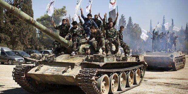 Heiliger Sex-Krieg gegen Assad