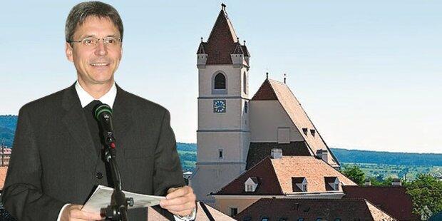 Verliebter Dompfarrer flüchtet ins Kloster
