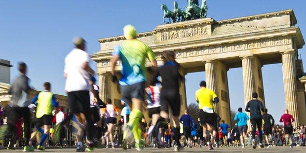 71-Jähriger stirbt beim Berlin-Marathon
