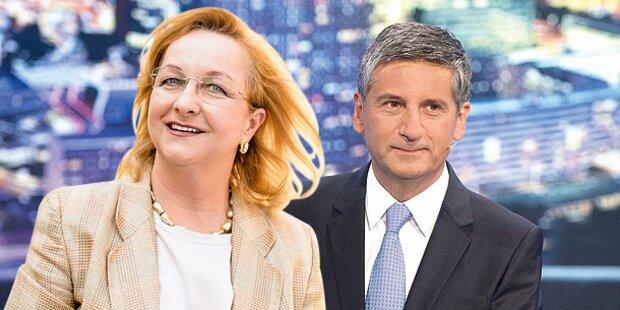 Fekter Justizministerin, Spindi übernimmt Finanzen