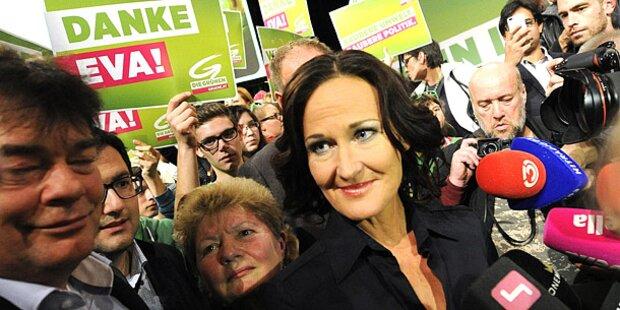 Grüne Party: