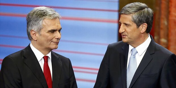 SPÖ und ÖVP basteln an Verhandlungsteams