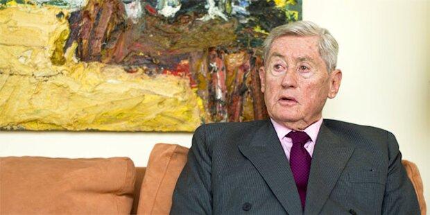 Androsch will mit Strache verhandeln
