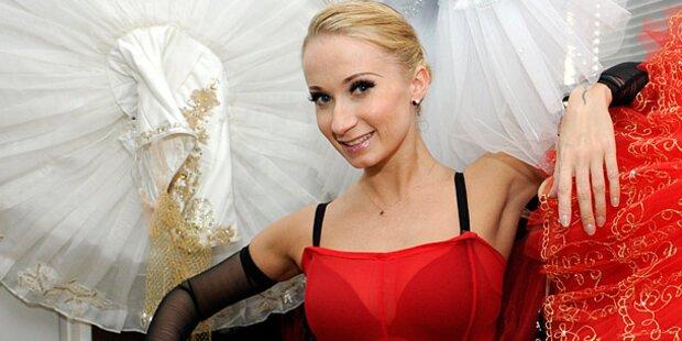 Sarkissova: Nackt-Ballerina wird seriös