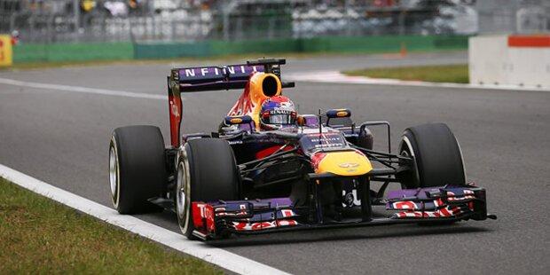 Vettel holt 8. Saisonsieg!