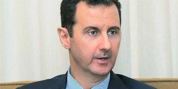 Letzte syrische C-Waffe außer Landes gebracht