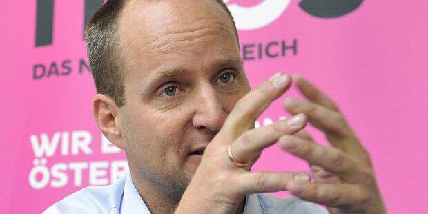 Strolz lockt SPÖ mit U-Ausschuss-Vorsitz