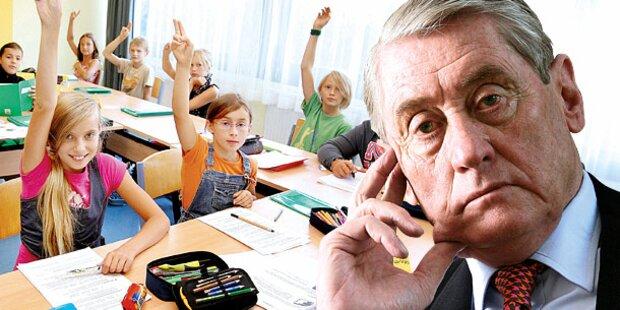 Androsch: Schulreform jetzt!