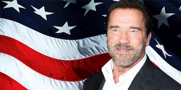 Arnie will