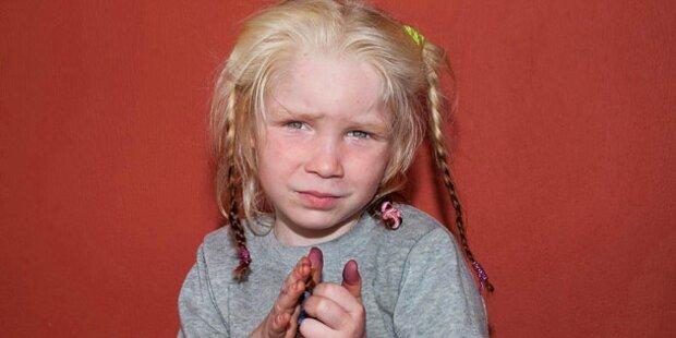 Rätsel Maria: Wer kennt dieses Kind?