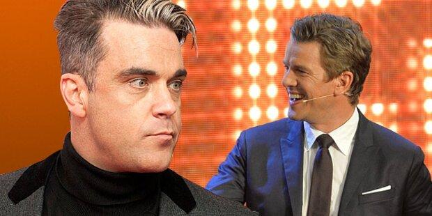 Robbie Williams erteilt Lanz klare Abfuhr