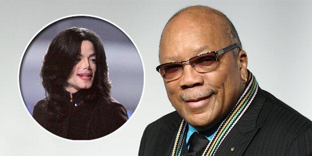 Quincy Jones verklagt Jackson-Erben