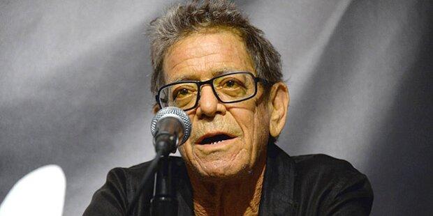 Rocklegende Lou Reed gestorben