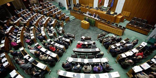Parlament: Aus für Marathonsitzungen