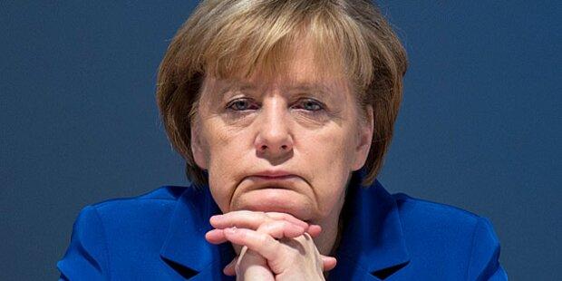 NSA speicherte 300 Berichte zu Merkel