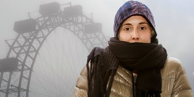 Der Osten verschwindet unter Nebeldecke