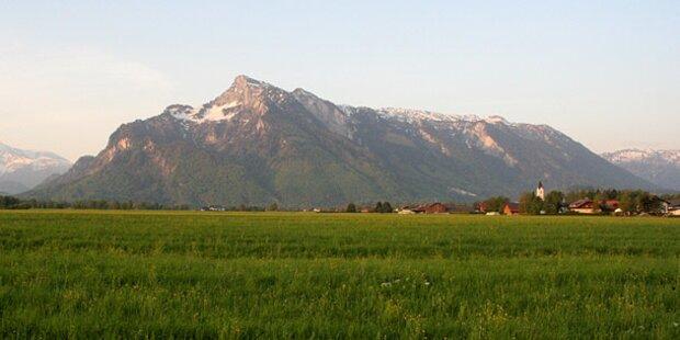 Salzburger am Untersberg verstorben