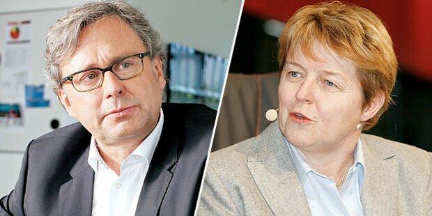 Poker um ORF-Spitze: Bleibt Wrabetz?