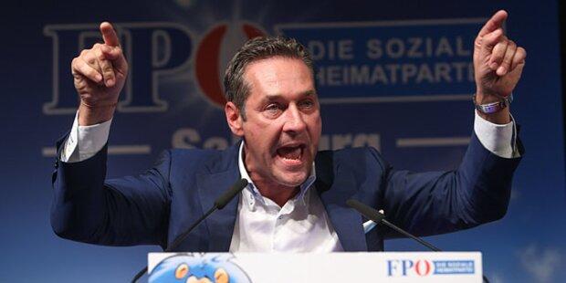 Strache: Kanzler reif für Rücktritt