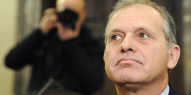 Strasser: Neues Urteil erst 2014