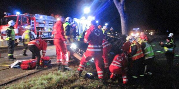 5 Tote bei Unfallserie
