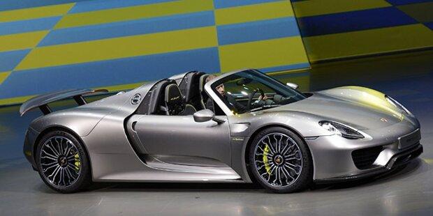Porsche-Entwickler schrottet Luxus-Prototyp