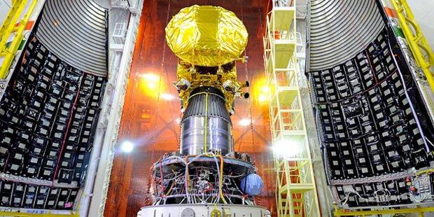 Indische Sonde nimmt Kurs auf den Mars