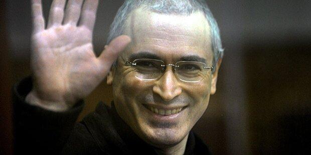 Chodorkowski: So lief seine Rettung
