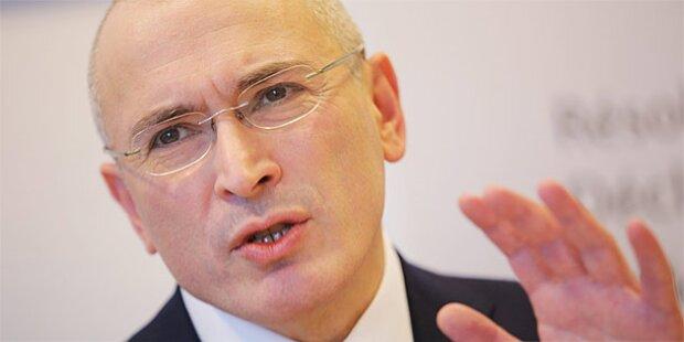 Chodorkowski kann nicht zurück nach Russland
