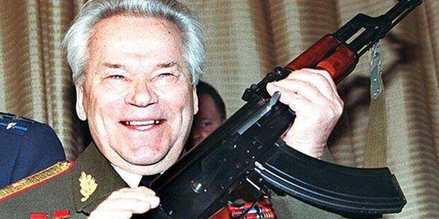 Legendärer Waffenbauer Kalaschnikow gestorben