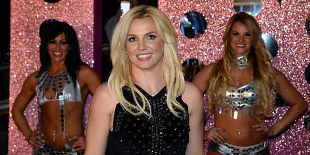 Britney Spears startet heiße Las Vegas-Show