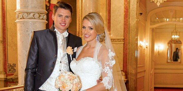 Batinic: Märchen-Hochzeit für Ex-Miss