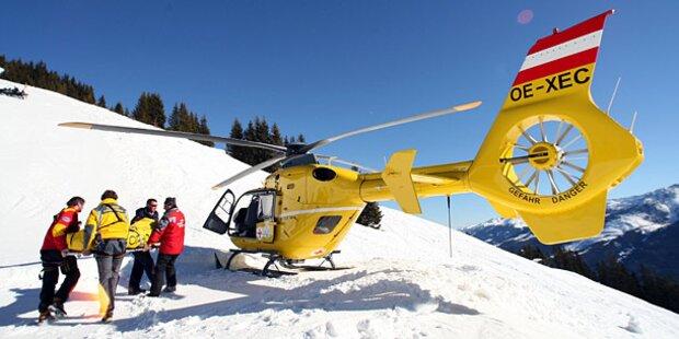Schüler (15) rast mit Ski gegen Baum: tot