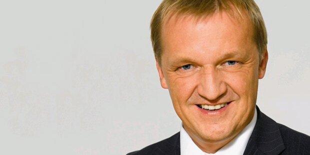 Michael Lampel wird neuer Bundesrats-Präsident