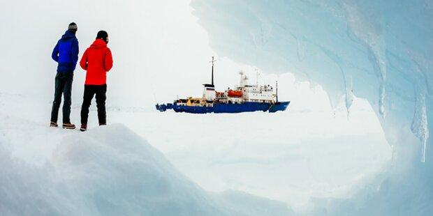 Rettung von Forschungsschiff gescheitert