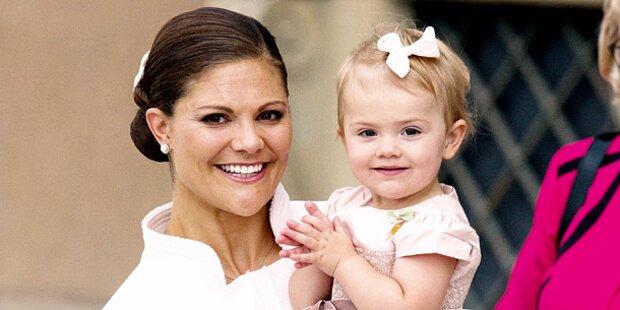 Prinzessin Victoria wieder schwanger?