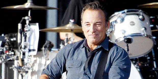 Springsteen lässt Wien-Gig platzen