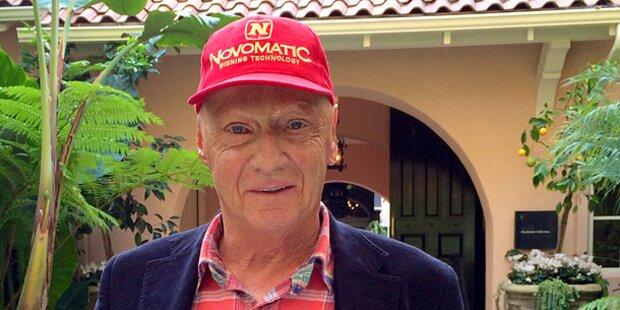 Niki Laudas erster Kasino-Besuch