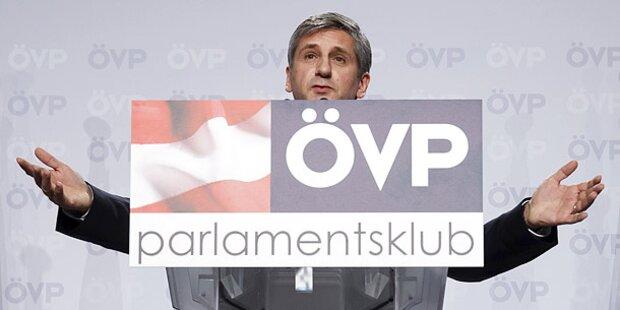 ÖVP kämpft für Öffnung und Abgrenzung von den NEOS
