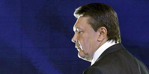 Geldwäsche-Verdacht gegen Janukowitsch