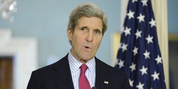 USA drohen Russland mit Rauswurf aus G8