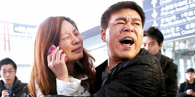 Absturz: Jet mit 239 Menschen verschollen