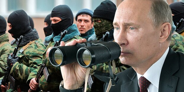 Krim: Kommt heute der Anschluss?