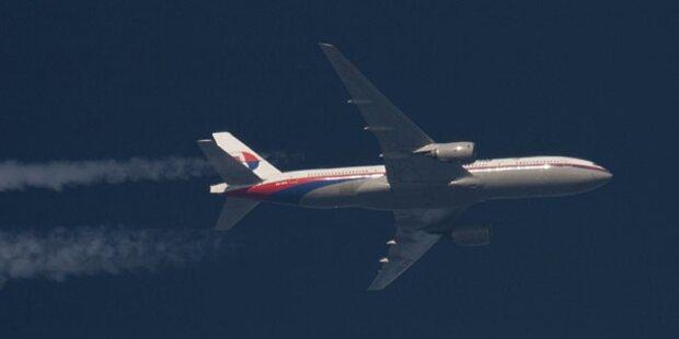 MH370: China hat Wrackteil gesichtet