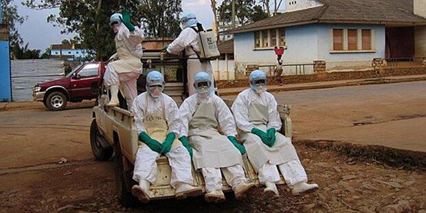 Ebola-Ausbruch in Guinea: Bisher 34 Tote