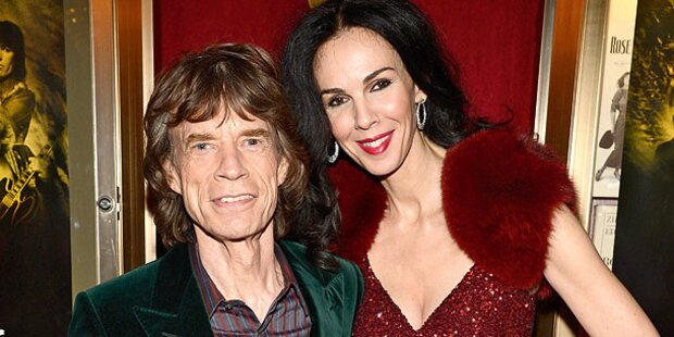 Jagger-Freundin: Streit um Begräbnis