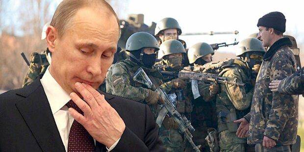 Ukraine: Angst vor neuem Krieg