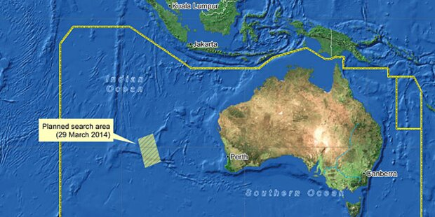 MH370: Erstmals Wrackteile geborgen